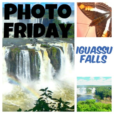 photos of iguassu - title